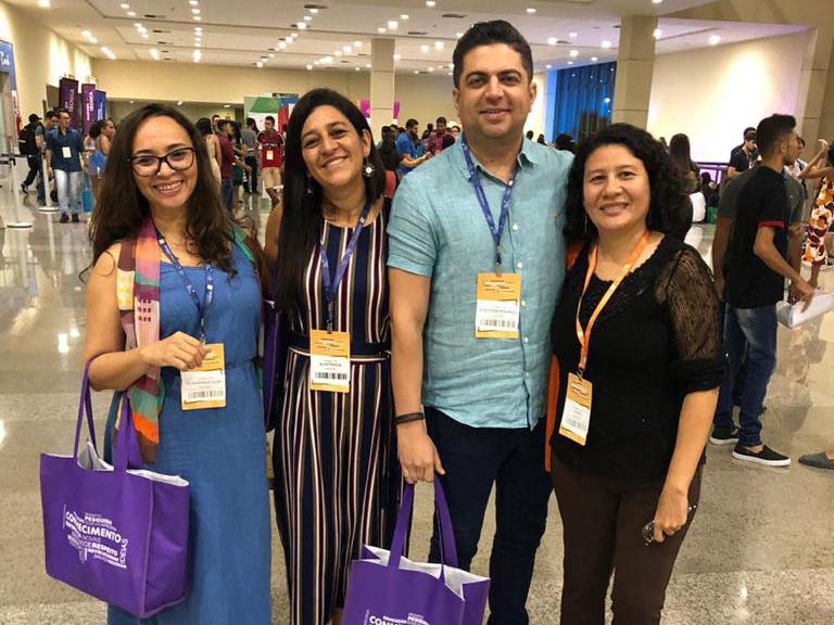 Técnicos da Secretaria de Educação participam do VI Congresso Nacional de Educação
