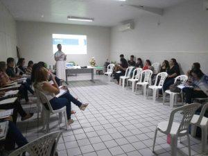 Sasc realiza reunião com representantes das Unidades de Atendimento para aprimoramento institucional