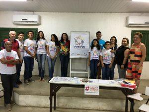 COMAPETI participa de formação sobre prevenção e erradicação do trabalho infantil