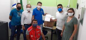 Campanha Cuida Maracanaú: AGF Indústria de Confecção e Comércio doa 5.200 máscaras de proteção