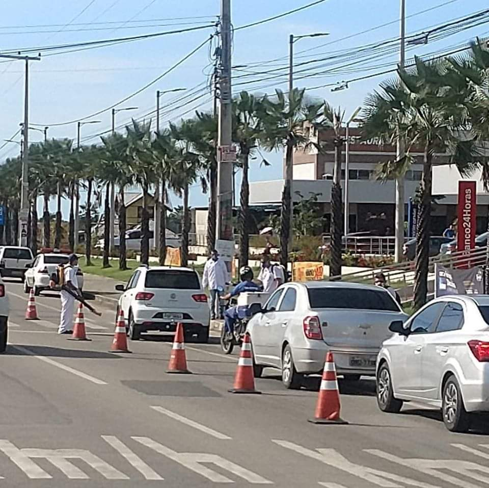 Coronavírus: Prefeitura retoma amanhã, 7, as barreiras sanitárias nas entradas do Município