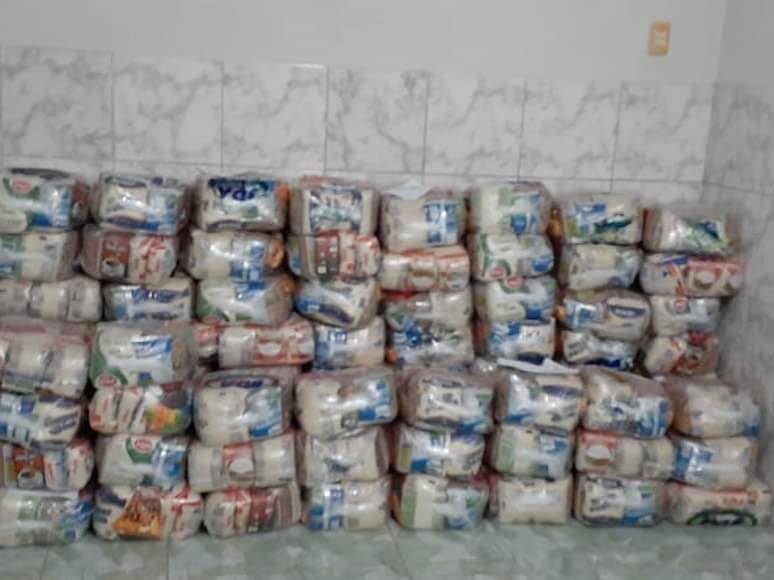 Coronavírus: CoBAP faz doações de cestas básicas, álcool em gel e máscaras de proteção