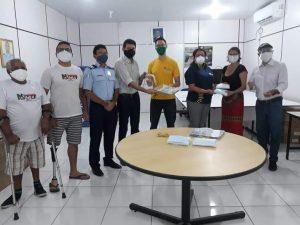 Read more about the article Campanha Cuida Maracanaú: Gerdau doa 5 mil máscaras para Prefeitura