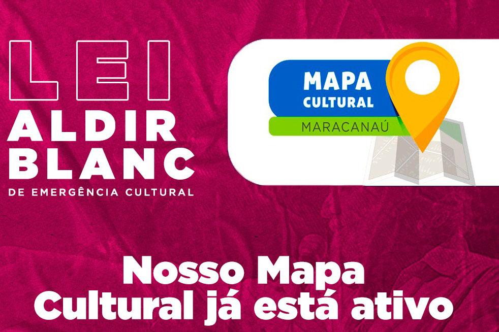 Maracanaú disponibiliza plataforma Cultural, em cumprimento à Lei Aldir Blanc