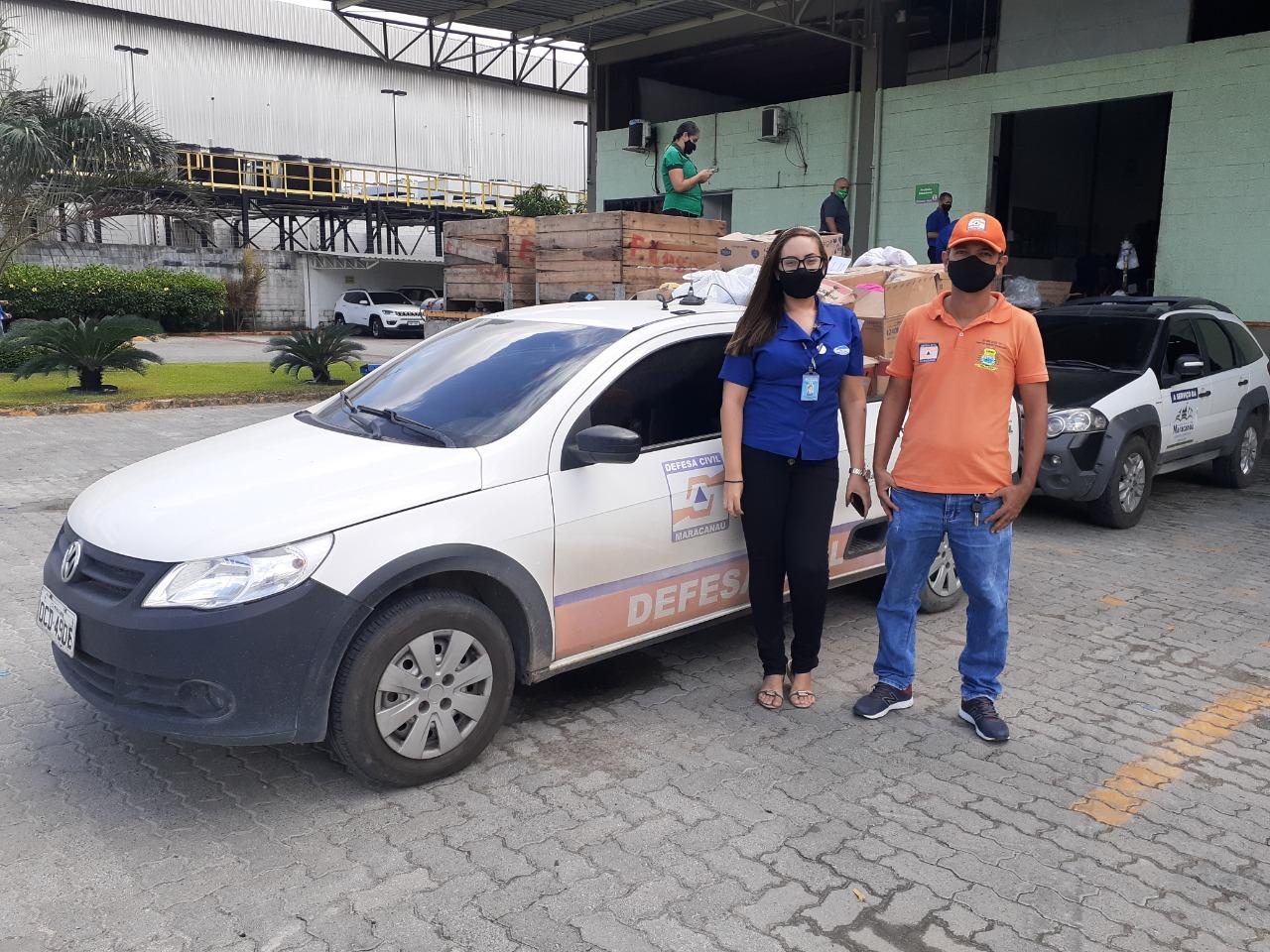 You are currently viewing Maracanaú recebe doações do Supermercado Centerbox