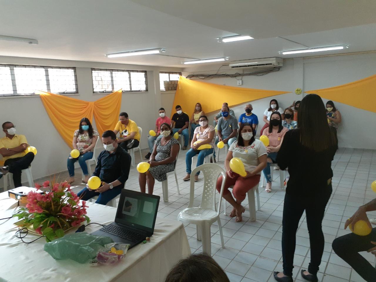 Read more about the article SRHP e Secretaria de Saúde realizam palestra em alusão ao Setembro Amarelo