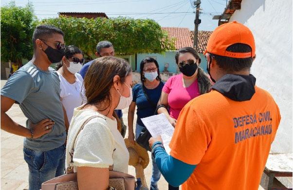 You are currently viewing COMPDEC participa de capacitação realizada pela Defesa Civil do Crato