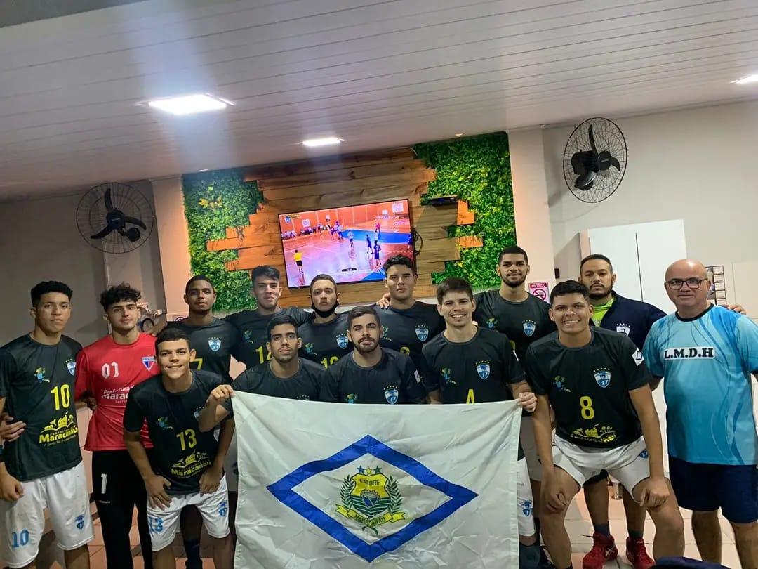 You are currently viewing Maracanaú fica em 4º lugar no Campeonato Brasileiro de Handebol